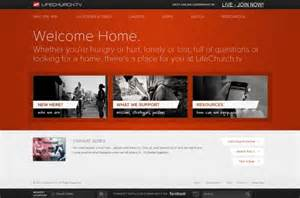 Design Website Homepage