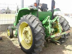 Maquinaria Agricola Industrial  Mov09241 Tractor John