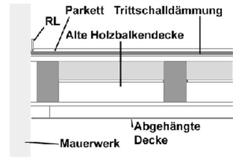 Decke Abstützen Mit Holzbalken by Holzbalkendecke