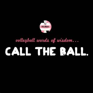 Best 25+ Inspir... Volleyball Cheers Quotes