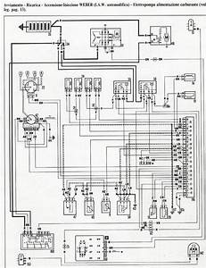 Ecu Wiring Diagram  Alfa Romeo Wiring Diagram