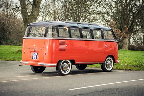 First Vw Type 2 Samba Microbus In The Uk Could Be Yours