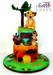 lion king cake toppers lion king themed cake cake by sweet creations cakes