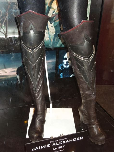 Hollywood Movie Costumes And Props Fandral And Sif Movie