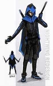 Costume Closet: Spotlight on Nightwing — GeekTyrant