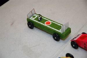 Pinewood derby car soccer field powderpuff derby cars pinterest for Pinewood derby car image