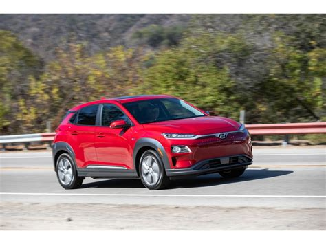 Kona 2019 Hd Picture by 2019 Hyundai Kona Ev Prices Reviews And Pictures U S