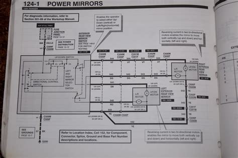 94 Mazda B4000 Wiring Diagram by How To Add Factory Power Doors Ranger Forums The
