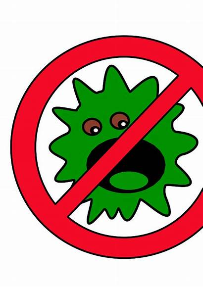 Virus Clipart Computer Clip Cliparts Svg Attribution