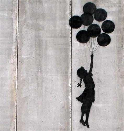 banksy balloon girl    favorite piece  street