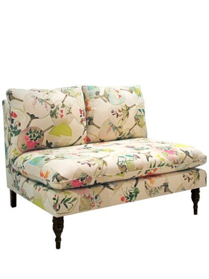 Armless Settees by 24 Best The Armless Settee Images On Canapes