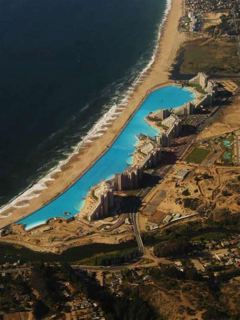 largest swimming pool   world algarrobo chile