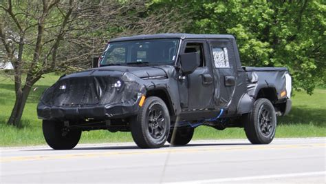 2019 Jeep Ute by Jeep Wrangler Ute 2018 Car News Carsguide