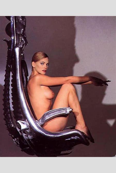 "Celebrity Nude Century: Natasha Henstridge (""Species"")"