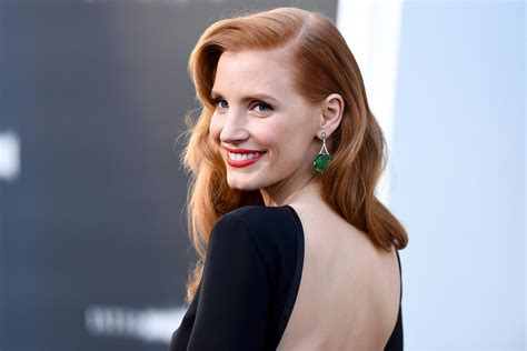 actress jennifer chastain jessica chastain through the years ew