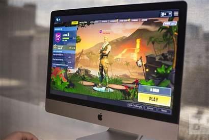 Mac Fortnite Apple Laptop Gaming Play Games