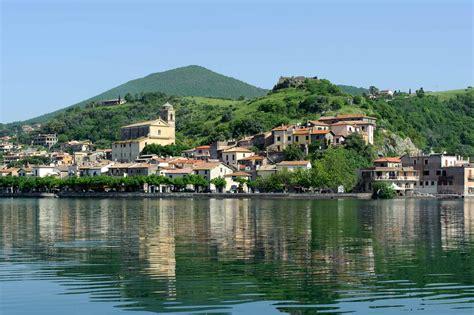 le terrazze sul lago trevignano romano il ferragosto di trevignano lagone