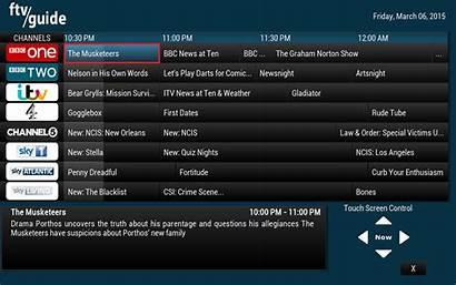 Ntv Guide Ftv Tv Kodi Epg Integrate