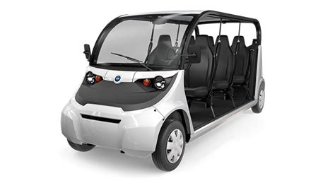 Gem Electric Car by Global Electric Motorcars Passenger Utility Vehicles
