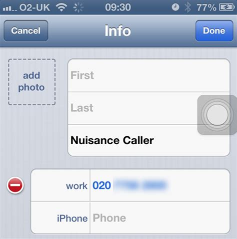 blocking numbers on iphone how to block phone numbers on any iphone how to block