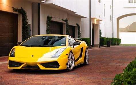 Yellow Lamborghini Wallpaper 35101 2560x1600 Px