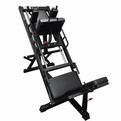 Leg Press Squat Hack Machine Rubber 200kg