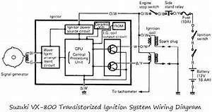 Suzuki Vx 800 Wiring Diagram  U2013 Circuit Wiring Diagrams