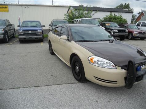 find   chevy impala police package  indianapolis