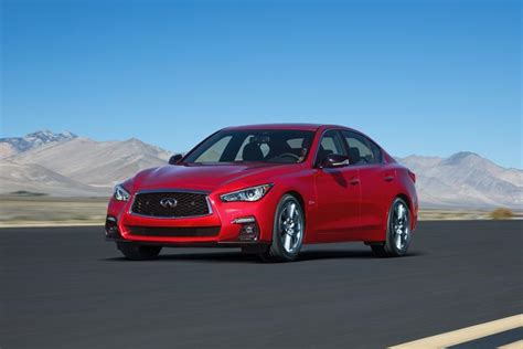 First Look 2018 Infiniti Q50  Ny Daily News
