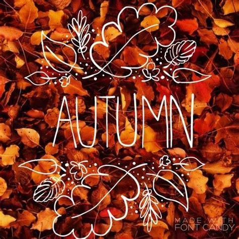 Autumn Wallpapers Cozy by The Enchanted Storybook Seasons Hello Autumn Fall