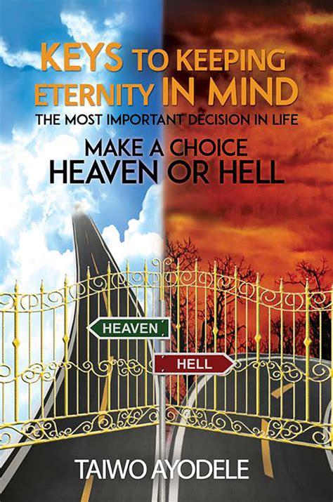 keys  keeping eternity  mind   important