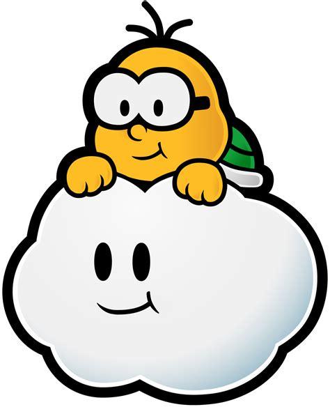 Image - Lakitu Super Paper Mario.png | Nintendo | FANDOM ...