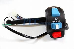 New Scooter Moped Gy6 50cc 150cc Left Brake Lever Light