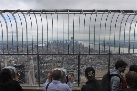 Empire State Building Secret 103rd Floor by V