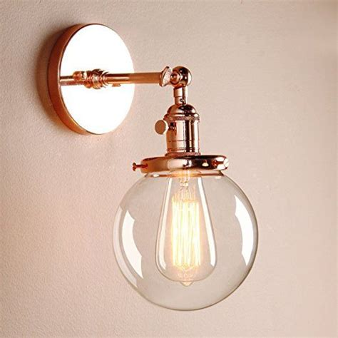 permo vintage industrial wall sconce lighting fixture with