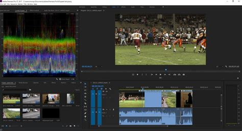 Link Media Premiere by Adobe Premiere Pro Cc Review Rating Pcmag