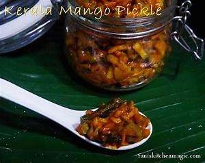 Kaduku Manga Pickle ( Kerala Traditional Mango Pickle )
