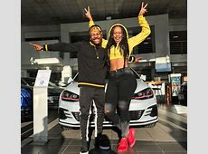 Bontle Celebrates Her Boyfriend Priddy Ugly Buying A New