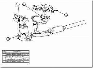 Location Of Oxygen Sensors On 2004 Jaguar X Type