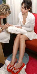 foto de Jennifer Love Hewitt's Pretty Feet Pics Super Star Feet