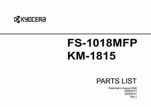 Kyocera Mfp Fs