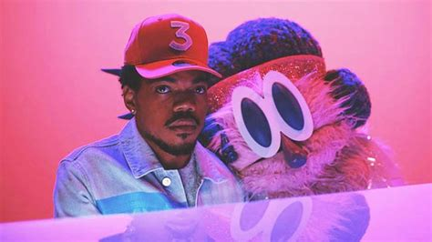 chance  rapper releases muppet filled  drugs video  capital xtra