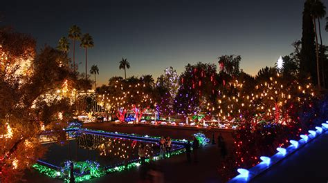 families make mesa temple christmas lights an annual
