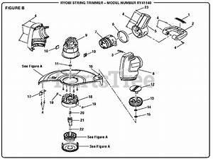 31 Ryobi String Trimmer Parts Diagram