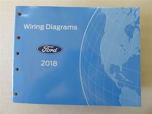 2018 Ford F-150 Truck Wiring Diagram Manual
