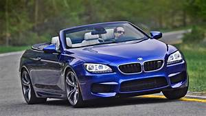 2013 BMW M6 Convertible First Drive Review BMW's Fastest