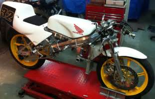 el de mmg amortiguador white power honda rs125 gp 1992