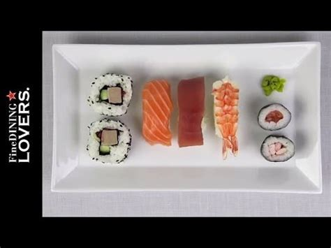 Learn From The Master Chef How To Eat Sushi Doovi