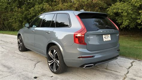 volvo xc   design review driving impressions