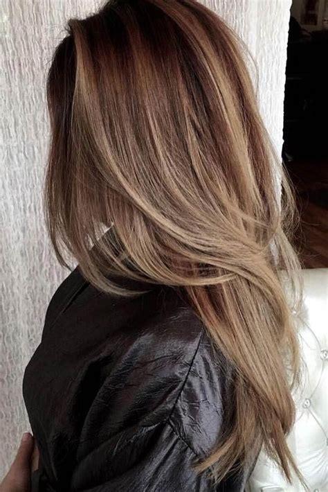 inspirations  long haircuts  lots  layers